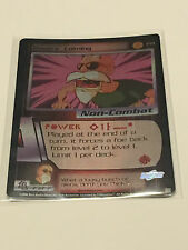2000 Dragonball DBZ Z Holo Foil Limited Ed Card - Roshi's Calming # 239