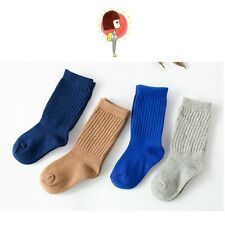 Popular For Age Years4-10 New Toddlers Kids Girls Socks Cartoon Korean Style