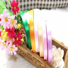 Sewing Bow Single 5/8'' Wrapping Bows New Handicraft Satin Wedding Ribbon
