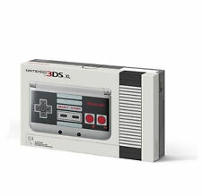 Nintendo 3DS XL (Latest Model)- Retro NES Edition Silver Handheld System