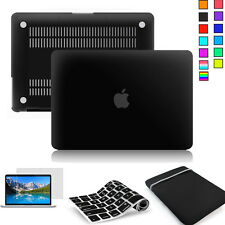 """Protective Case+Film+Keyboard+Sleeve for MacBook Air 11/13"""" Pro Retina 12"""" Inch"""
