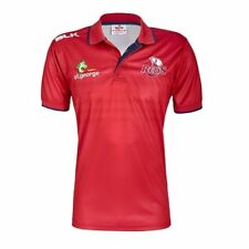 BLK Sport Queensland Reds Super Rugby Media Polo 2017
