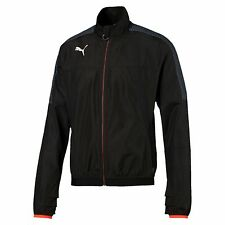 PUMA evoTRG Vent Thermo-R Men's Football Training Jacket Woven Jacket Male New