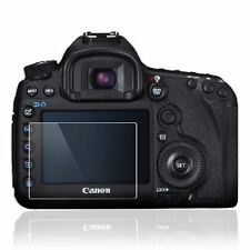 DSLR Ultra Clear Temper Glass LCD Screen Guard Protector for Canon 550D/60D/600D