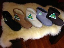 UGG BOOTS ABOVE ANKLE,  AUSTRALIAN MADE FROM 100% SHEEPSKIN, SIZE 4 - 13