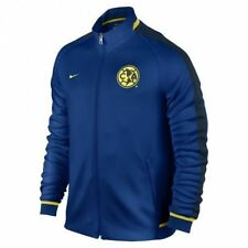 NIKE CLUB AMERICA AUTHENTIC N98 TRACK JACKET Blue/Navy.