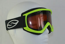 Smith Cascade Snowboard Snow Ski Goggles Airflow series Helmet compatible