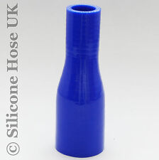 Silicone Hose Straight Reducing Piece 32mm   28mm Blue Heater Pipe Coolant Water