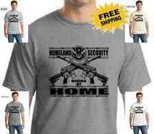 2nd Amendment P Homeland Gun Rights W Laws AR15 Rifle Political Mens T Shirt