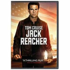 Jack Reacher, Used Once (DVD, 2013, PG-13, Tom Cruise)