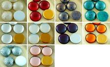 2pcs Round Domed Czech Glass Domed Cabochon 20mm