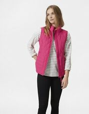 JOULES HONOUR CERISE PINK WOMENS GILET W SPRING SUMMER 2017 FREE POSTAGE BNWT