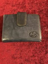 BEAUTIFUL Buxton Heiress Double Card Exclusive Color Slate Blue Women's Wallet