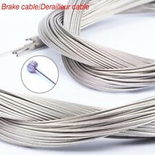 Bicycle Derailleur/Brake Inner Cable Mountain Road Bike Front/Rear Line Wire 5PC