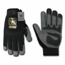 Black US Army High Performance Mechanics Mechanic Work Tactical Gloves Gloves