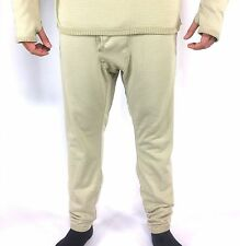 POLARTEC Thermal Drawers/Pants, ECWCS Level 2 Grid Fleece Waffle Mid Weight NWOT