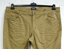 Plus Size Men's Stretch Trousers beige mit stretchable Waistband 40,46 (56,62)