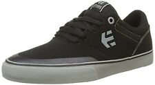 ETNIES MEN'S MARANA VULC BLACK/GREY/GUM SKATEBOARDING SHOES 4101000425/579