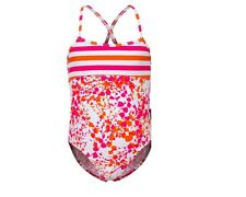 TRESPASS GIRLS SWIMMING COSTUME SWIMMING SUIT ALL IN ONE  NEW