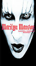 """Marilyn Manson - Guns, God and Government World Tour""! RARE/NEW Manson VHS!"