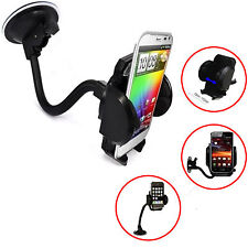 CAR,TRUCK WINDSCREEN SUCTION+AIR VENT HOLDER STAND FOR 2016 XPERIA PHONES