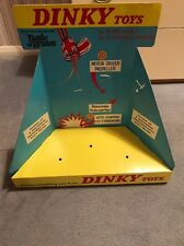 Dinky Toys battle of Britain display sign