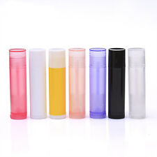 5/10ps Lip Balm empty bottle tube 5 ml of plastic tubes Colorful Lipstick 5g