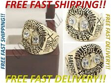 1975 Pittsburgh Steelers Championship Ring Franco Harris MVP Ring Size 8 -14 NEW
