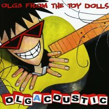 OLGA FROM THE TOY DOLLS-OLGACOUSTIC-CD DREAMCATCH NEU