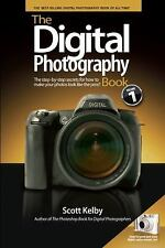 The Digital Photography Book : The Step-by-Step Secrets for How to Make Your Ph…