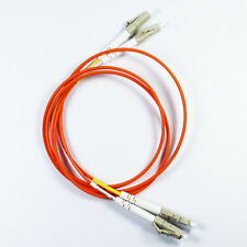 LC-LC Duplex 62.5/125 Multimode Fiber Optic Cable Patch,Fiber Patch Cable Select