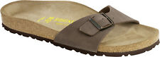 Birkenstock Madrid Birko-Flor Nubuck  Womens Shoes Slides Sandals Clogs