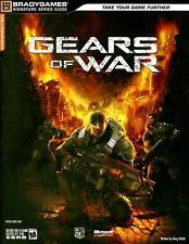 Gears of War by BradyGames Video Game STRATEGY GUIDE XBOX 360