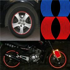 Sticker Car Motorcycle Wheel Sticker Bicycle Wheel Stripe Tape Color Tires
