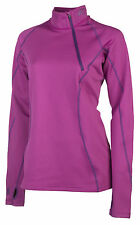 Klim Pink Womens Solstice 3.0 Snowmobile Base Layer Long Sleeve Shirt Snocross