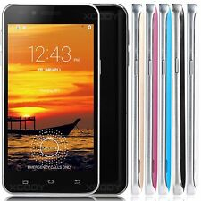 XGODY 4.5Inch Unlocked Smartphone 2SIM Android 4 Core Cell Phone T-Mobile 3G/GSM