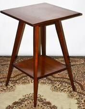 Arts and Crafts Mahogany Occasional Side Table - FREE Shipping [PL3099]