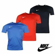 Mens Genuine Nike Training Football T-Shirt Academy Dri Fit Top Size S-XL