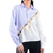 Fashion Women Shirt Splicing Puzzles Perspective Lace Long Sleeve Shirt Blouse