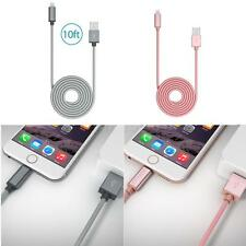 dodocool 10FT 3M USB Data Sync Charge Charger Cable Cord For iPhone 7 Light K9O4