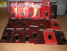 SOLAR POWERED FLASHING  MOBILE PHONE CHARMS  BARGAIN LOOK IDEAL GIFT