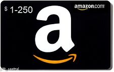 Amazon.com Amazon Gift Card $1 - 250 eGift Electronic Code Email Mail READ FIRST