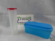 Tupperware Microwave Pasta Maker & Modular Mates Spaghetti Keeper Lot of 2 New