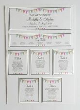 Wedding Place Card * Table Number * Menu * Camera Card * Table Plan * Signs *CS1