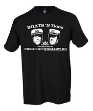 Boats N Hoes shirt Prestige Worldwide Step Brothers funny tshirt Boats and Hoes