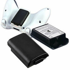 White Black AA Battery Pack Back Cover Shell Case For Xbox360 Controller New CN