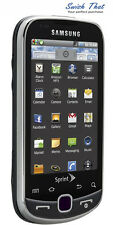 Samsung Intercept SPH-M910 Android Smartphone, QWERTY Keyboard