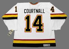 GEOFF COURTNALL Vancouver Canucks 1994 CCM Vintage Home NHL Hockey Jersey