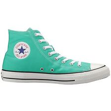 Converse Chuck Taylor All Stars Seasonal Colour Hi Top Mint Womens Trainers