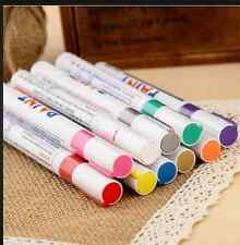 12 PIECEP remium Toyo Waterproof Permanent Paint Marker Pen Oil Based Drying